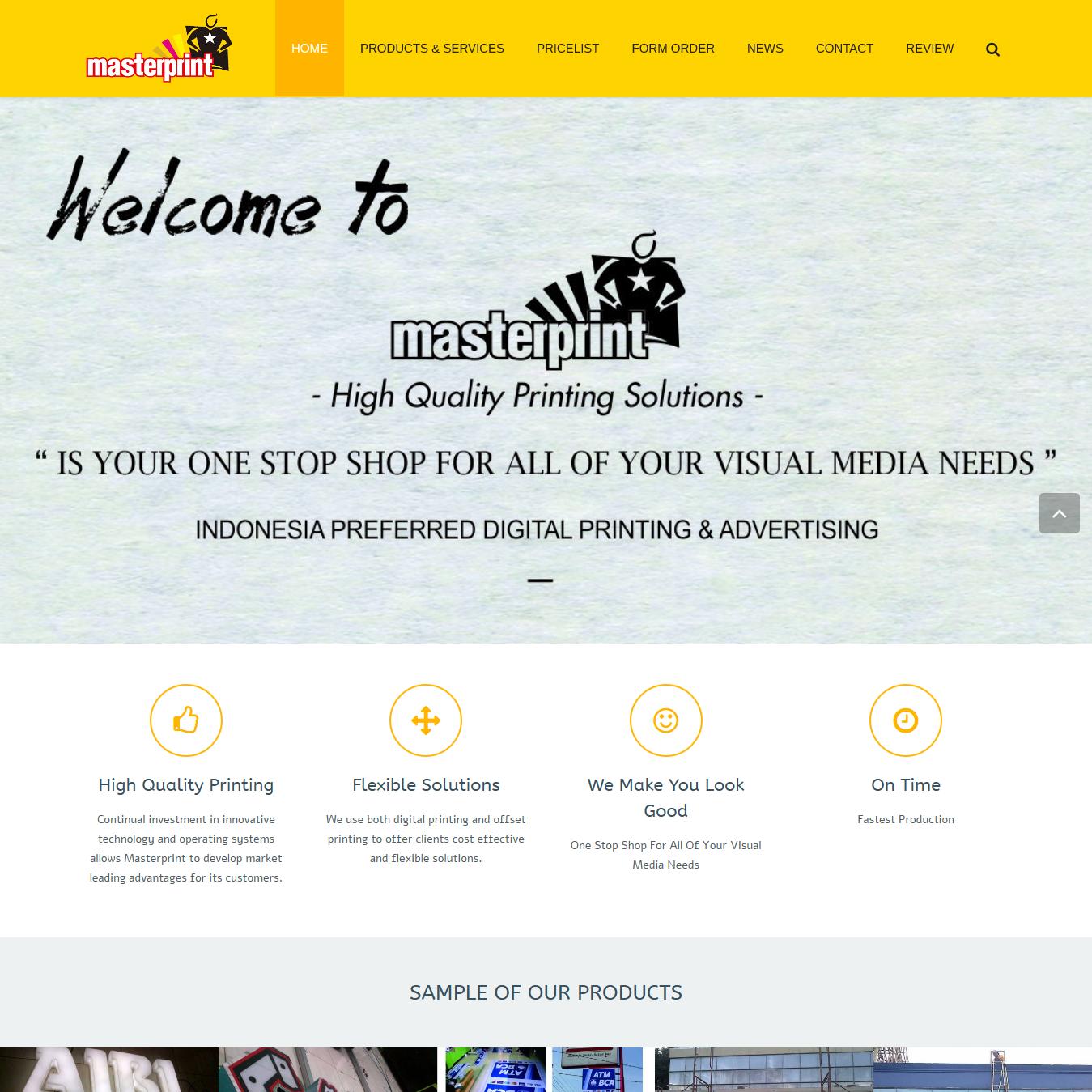 MasterPrint Surabaya - Digital Printing SurabayaMasterprint - Digital Printing Surabaya